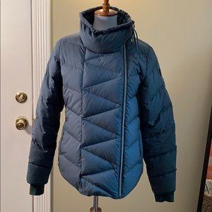 Adidas Asymmetrical puffy coat